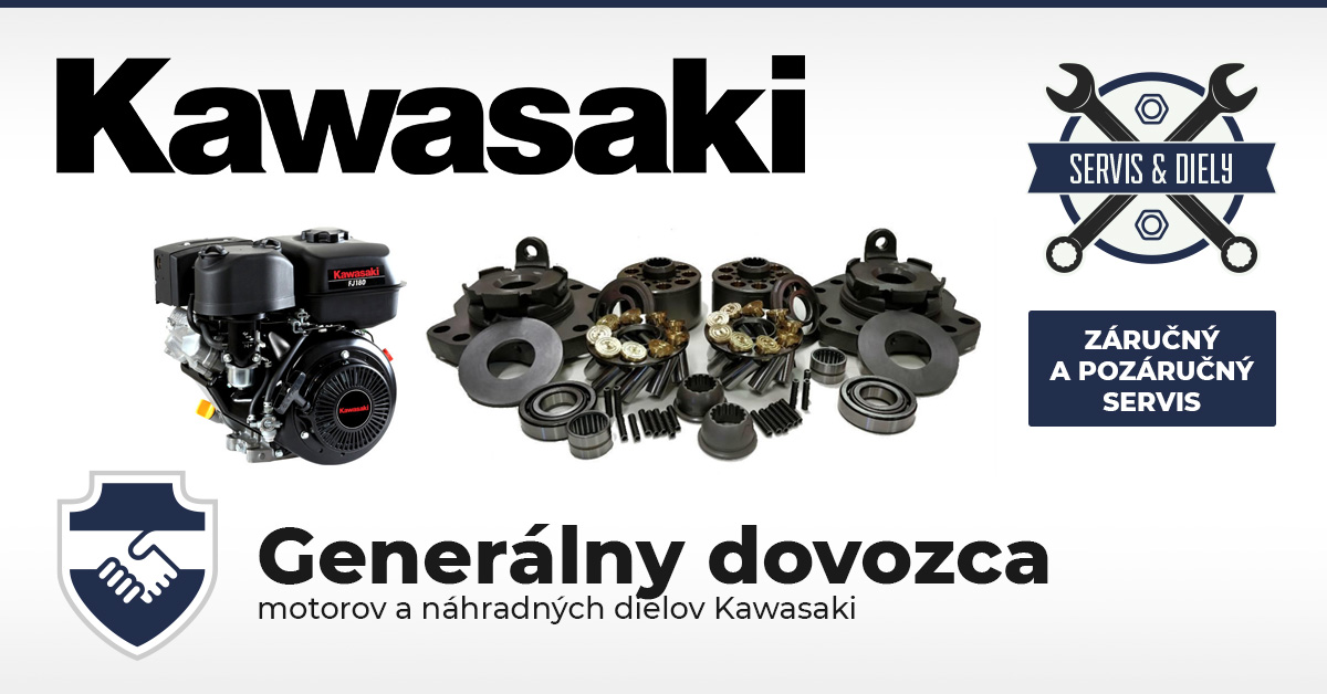 Kawasaki servis a diely